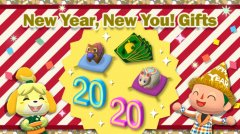 Animal Crossing: Pocket Camp's 'New Year, New You!' event offers tons of neat gifts