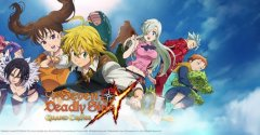 The Seven Deadly Sins: Grand Cross pre-registration is now live for iOS and Android
