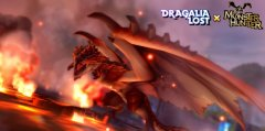 Dragalia Lost teases its take on Monster Hunter's Rathalos