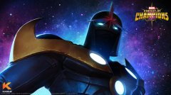 Marvel Contest of Champions adds Nova to its bumper fighting game roster