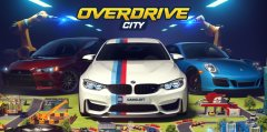 Overdrive City, Gameloft's city builder/racing game hybrid, speeds onto iOS and Android