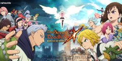 The Seven Deadly Sins: Grand Cross launches globally for iOS and Android