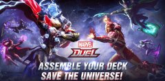 Marvel Duel, NetEase's upcoming card battler, gets a closed beta next week