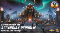 Marvel Realm of Champions reveals the Asgardian Republic house