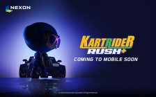 KartRider Rush+ is coming to take Mario Kart Tour's mobile karting crown