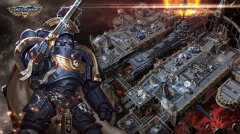 Warhammer 40,000: Lost Crusade is an all-new strategy MMO for mobile