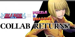 Puzzle & Dragons launches another limited-time crossover event with Bleach