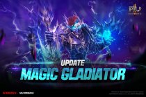 MU Origin 2's latest update sees the arrival of the unique Magic Gladiator Class