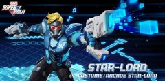 Marvel Super War completes its first original skin series with the arrival of Arcade Star-Lord
