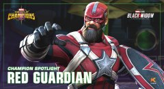 Marvel Contest of Champions introduces the Soviet Union's answer to Captain America, Red Guardian
