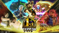 Teppen celebrates its one-year anniversary with a Monster Hunter expansion