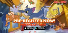 Tom and Jerry: Chase, NetEase's asymmetrical multiplayer game, opens for pre-registration
