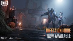 Infection mode returns to PUBG Mobile for Halloween event