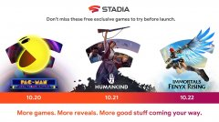 Google Stadia announces new games and launches time-limited demos