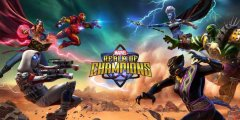 Upcoming MOBA Marvel Realm of Champions now available for pre-registration