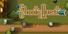 Arcade action game Shooty Quest fires onto mobile