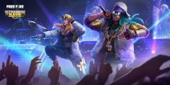 Garena Free Fire adds the Ultrasonic Rave to its Elite Pass
