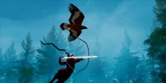 Mythical adventure game The Pathless now available on Apple Arcade