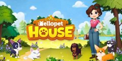 Animal management game Hellopet House out now on mobile