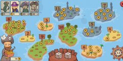 Educational digital board game Pirates Treasure Hunt is out now for iOS and Android