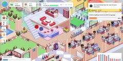 Business management game Startup Panic out now for mobile
