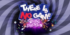 Comedy point and click adventure There Is No Game: Wrong Dimension releasing for mobile later this month