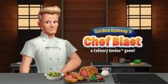 Gordon Ramsay: Chef Blast is a new culinary puzzle game out now for iOS and Android