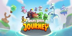 Angry Birds Journey now available on iOS and Android in select regions