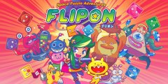 Flipon is a match-3 action puzzler out now on mobile