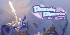 Card battler Dreaming Dimension: Deck Heroes is out now on Android