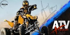 ATV XTrem, the quad racer, is out now on iOS and Android devices