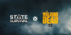 State of Survival and The Walking Dead crossover coming in April