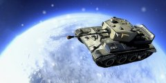 World of Tanks Blitz goes to space with upcoming update and events