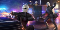 Co-op multiplayer comes to mobile robbery shooter Armed Heist