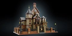 The Room: Old Sins developer creates LEGO Ideas set based on the game