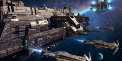 Infinite Galaxy, the massive free-to-play strategy game from Camel Games, brings top graphics quality and engaging gameplay to sci-fi
