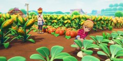 Tencent is releasing a Story of Seasons mobile game later this year, and there's a trailer available now