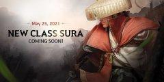 Black Desert Mobile adds new katana-wielding Sura class