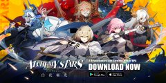 Alchemy Stars: A revolutionary and much-awaited line strategy RPG is now available on Android and iOS