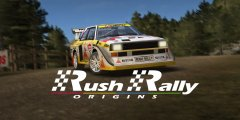 Rush Rally Origins brings the series back to its roots on iOS and Android