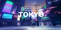 Skate City's latest update introduces Tokyo, Japan to coincide with the sports inclusion in the Olympics