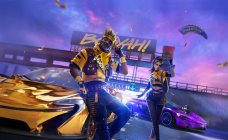 Garena Free Fire's latest collaboration with McLaren is now live