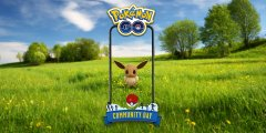 Pokemon Go's August Community Day will feature Eevee and take place over two days