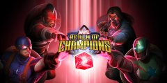 Marvel Realm of Champions' latest update introduces A House Divided event and Black Mirror weapon for Sorcerer Supreme