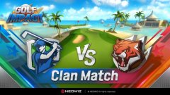 Golf Impact's latest update introduces clans to the game
