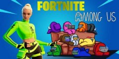 As per leaks, Fortnite x Among Us crossover to release soon