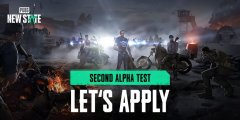 PUBG: NEW STATE second alpha test - Everything we know so far