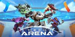 Best tips & tricks of real-time 5v5 PvP robot game Mech Arena: Robot Showdown