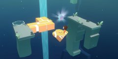 Relumine is an adorable 3D spatial puzzler out now for iOS and Android