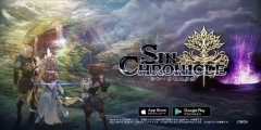 Sin Chronicle is an upcoming mobile RPG teased at Tokyo Game Show 2021
